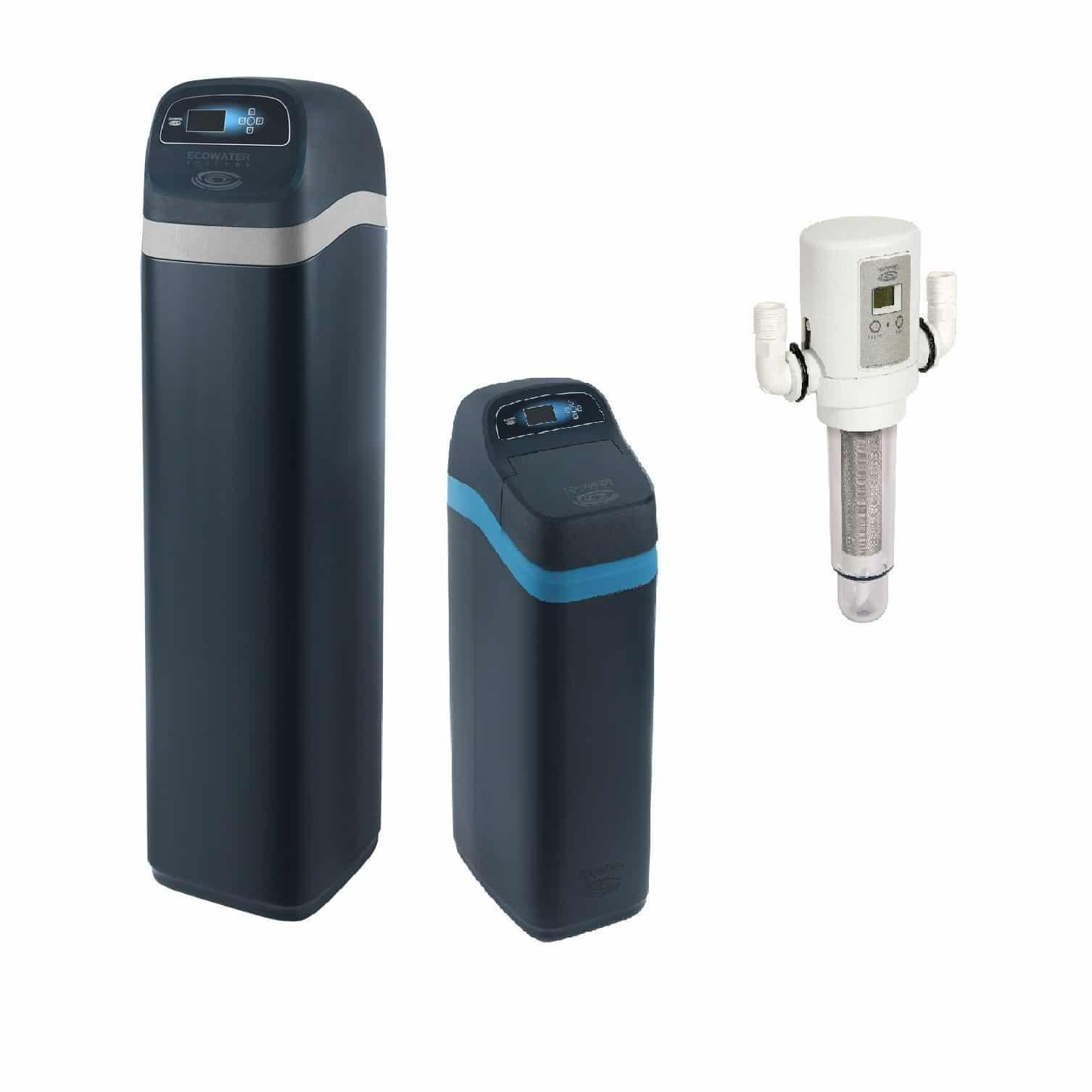 Domowe SPA filtr , zmiękczacz oraz Szungit