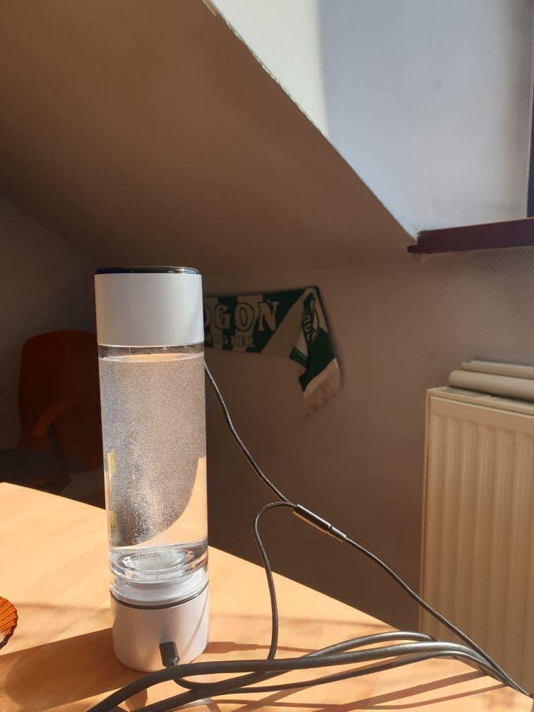 Generator wodoru 7,8 Hz - podłączane do prądu
